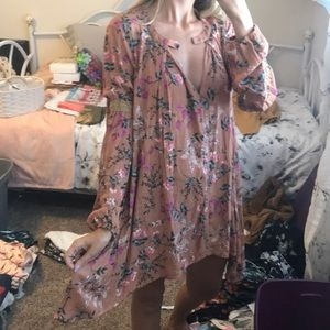 Free people style tunic